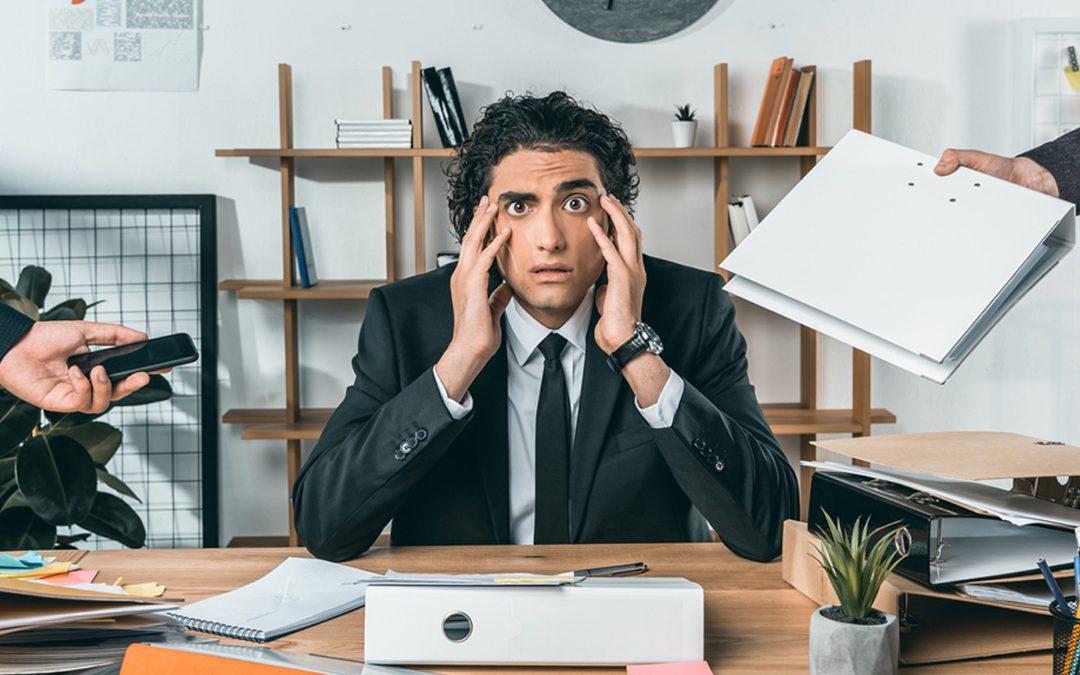 Minhas demandas de Marketing e Comunicação estão me dando dor de cabeça!